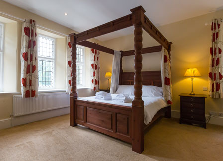 <h3>luxury bed and breakfast accommodation in heddon valley</h3>