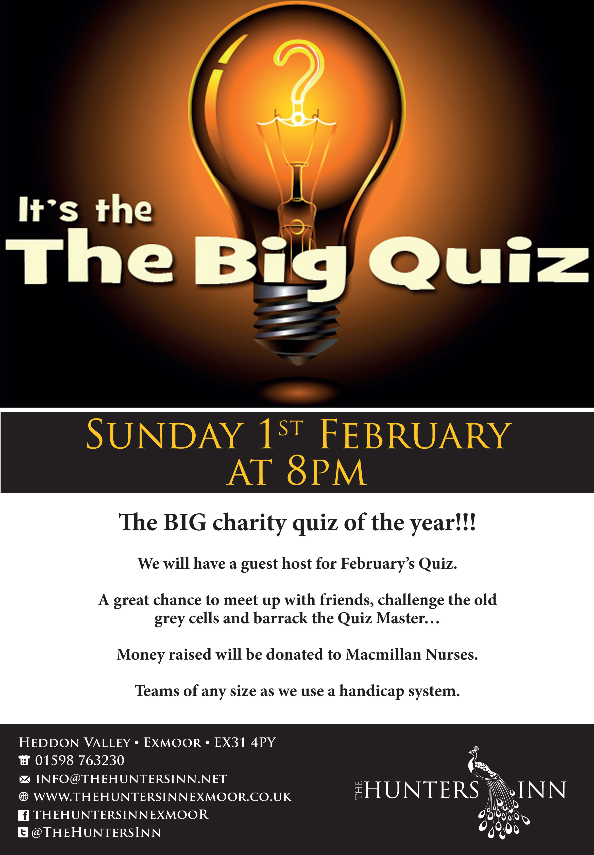 Hunters-Inn-Quiz-Night