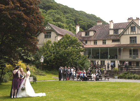 <h3>a traditional country inn venue for weddings and special events</h3>