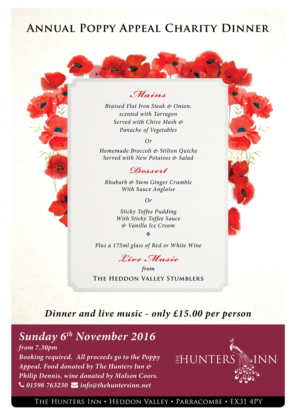 hunters-inn_poppy-appeal_nov-2016
