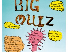 Quiz Night – Friday 11th March